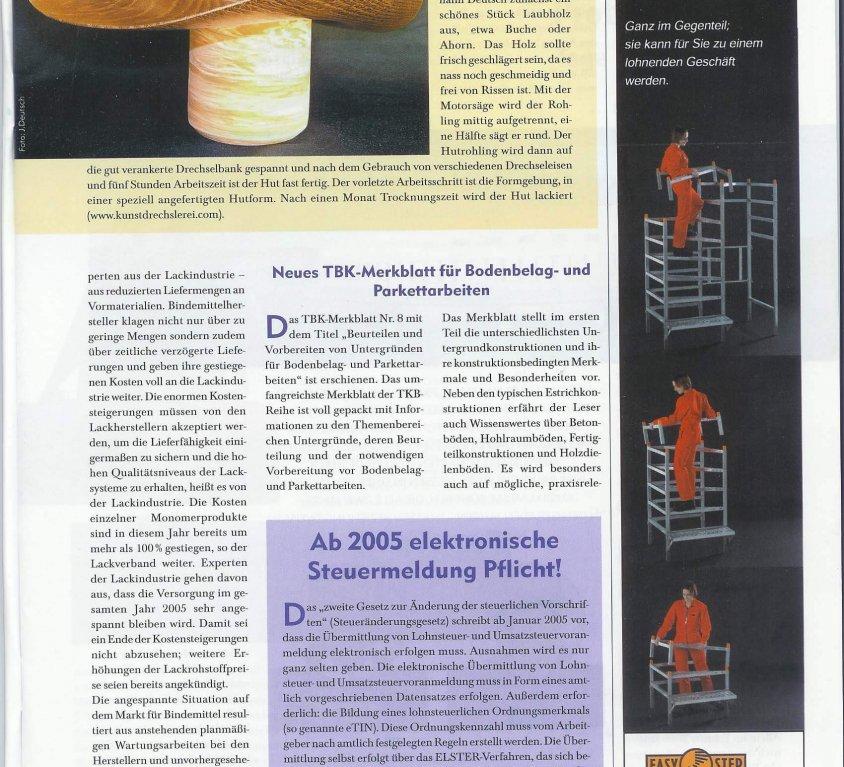 Fachzeitschrift