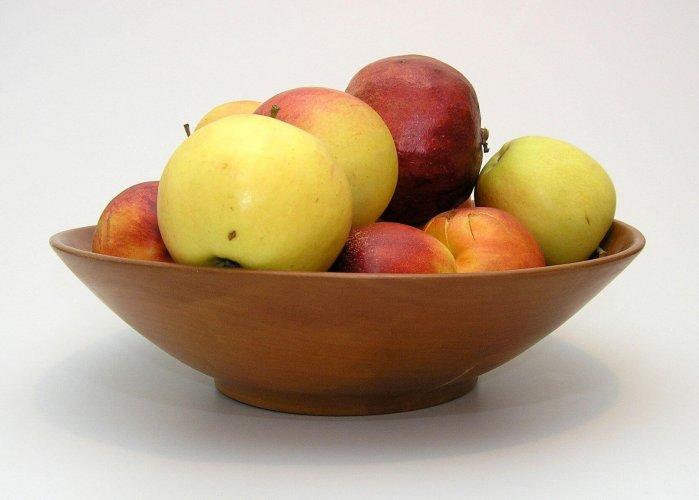 Obst Schale